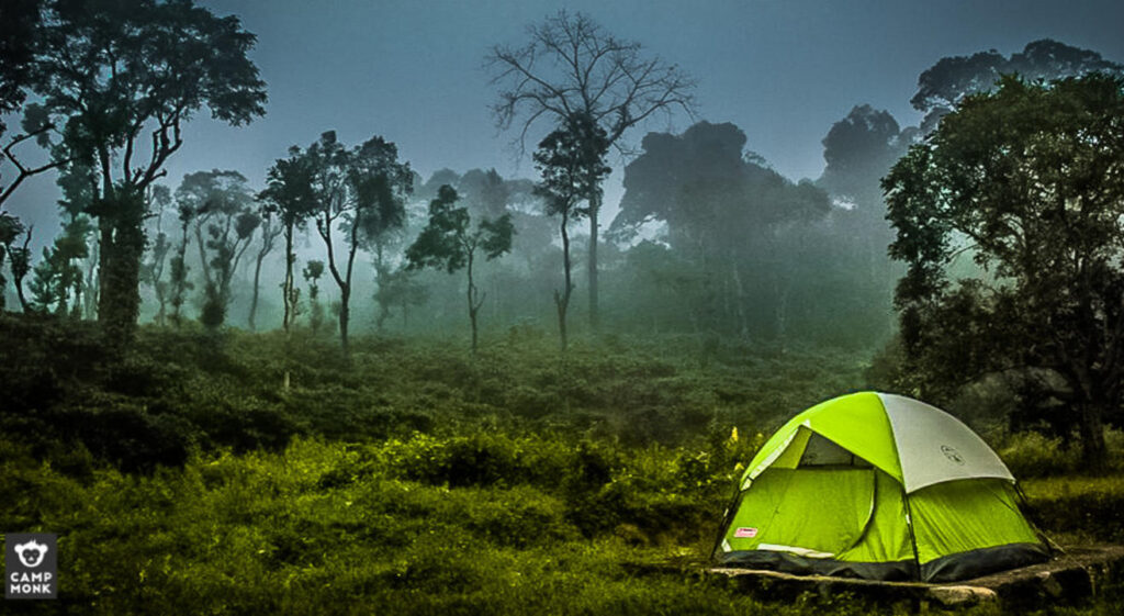 camping in coorg