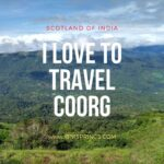 love to travel coorg
