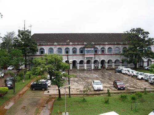 Madikeri fort near best resort in coorg