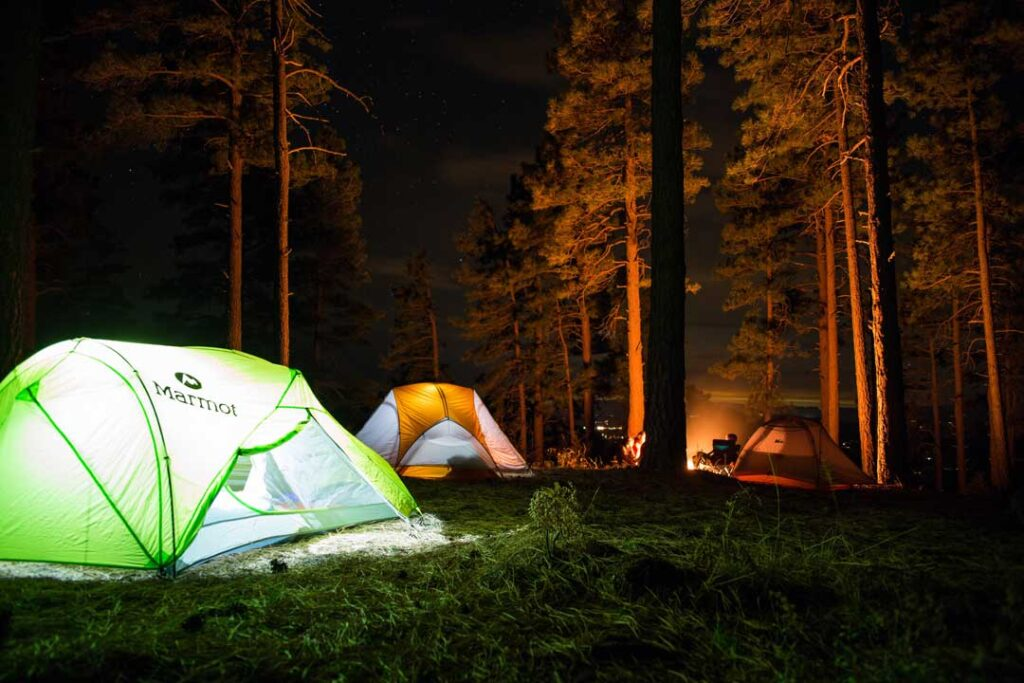 coorg camping